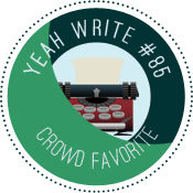 yeah write #85 weekly writing challenge crowd favorite