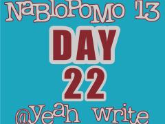 BlogHer's NaBloPoMo at yeah write—Day 22: friends, how many of us have them, friends, ones we can depend on