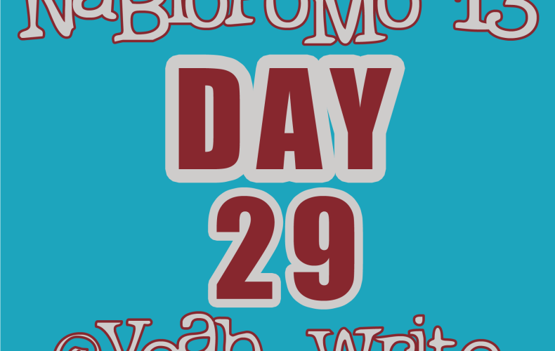 BlogHer's NaBloPoMo at yeah write: Day 29—the poop cycle