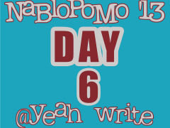 """BlogHer's NaBloPoMo at yeah write: Day 6—getting the """"meh"""" out"""