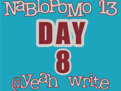 BlogHer's NaBloPoMo at yeah write: Day 8—the nostalgia of sandbox etiquette