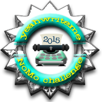 Yeah, Write's NoMo 2015 Badge