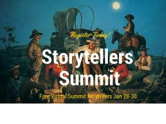yeah write at storytellers summit